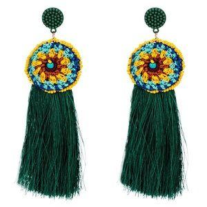 Jewelry - Just in!!! Women's fashion tassel earrings